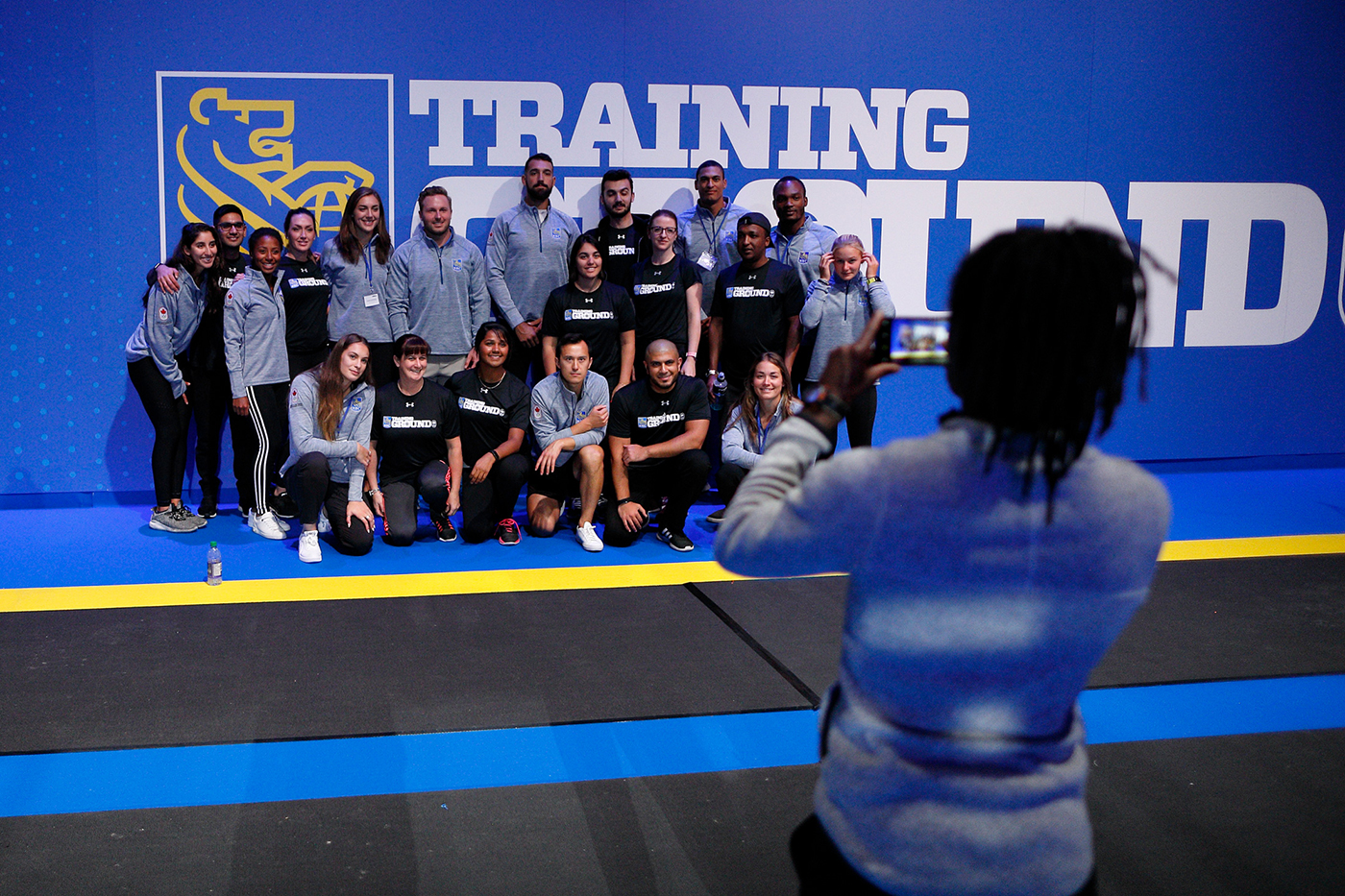 RBCTG Crew and Athletes